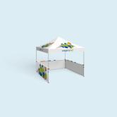 Tente pliante/ Pavillon Eco 3 x 3 m