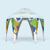 pour tente/ pavillon pliable Select Hexagon