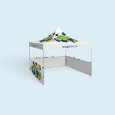 Tente pliable Select/ Pavillon Select 4 x 4 m