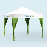 Tente pliante/ pavillon Basic, Select & Compact