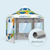 Pavillon/ tente pliable Select Hexagon