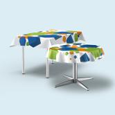 Couvre tables, Chemins de table & Housses