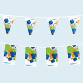 Guirlandes - fanions & petits drapeaux