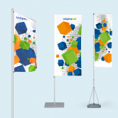 Mâts de drapeau