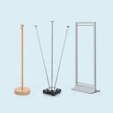 Accessoires pour Bannières de table