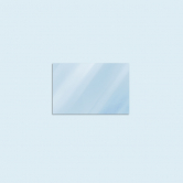 Cloison pleine - transparente