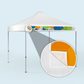 Pr pavillon/tente pliante Basic, Select & Compact