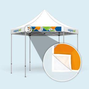 Pr pavillon & tente pliante Select Hexagon