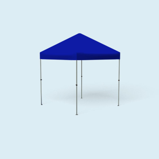 Pavillon pliable Compact, 2,5 x 2,5 m, en 4 couleurs standard