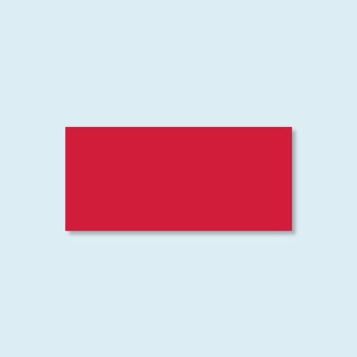 Paroi pleine 3 m pour tente pliante Basic/ Select - rouge