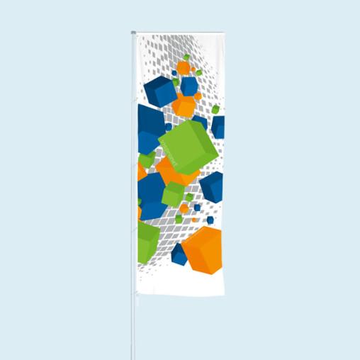 Bannière pour mât T-Pole® 100