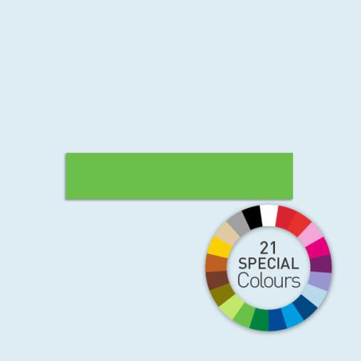 Paroi mi haute 450 x 95 cm Basic/ Select - 21 couleurs spéciales au choix