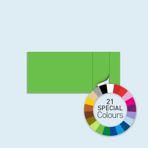 Paroi avec 1 porte à droite 450 x 205 cm Basic/ Select - existe en 21 coloris spéciaux