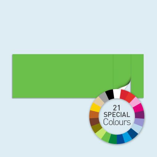 Paroi avec 1 porte à droite 600 x 205 cm Basic/Select, existe en 21 coloris spéciaux