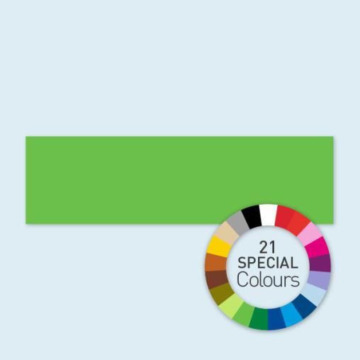 Paroi pleine Select 800 x 220 cm - 21 couleurs spéciales au choix