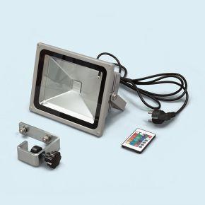 Projecteur LED RGB pour tente pliable