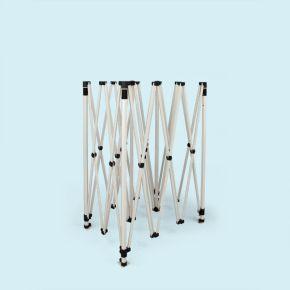 Structure pavillon pliant / tente pliable Basic 3 x 4,5 m