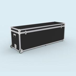 Trolley Box 168/46, volume utile : (L x l x H): 40 x 50 x 162 cm