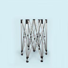 Structure pavillon pliable / tente pliante Hexagon 3 m