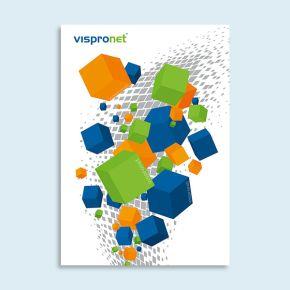 Panneau publicitaire en PVC expansé - format portrait