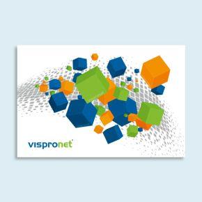 Impression PVC rigide - paysage 3/2