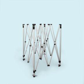 Structure pavillon pliant / tente pliable Select 3 x 3 m