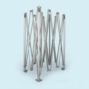 Structure pavillon pliant / tente pliable Select 4 x 6 m