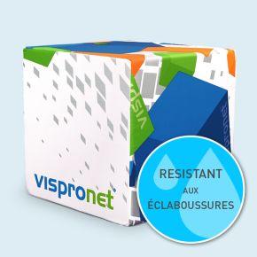 Cube mousse Outdoor - convient à une utilisation limitée sous les projections d'eau
