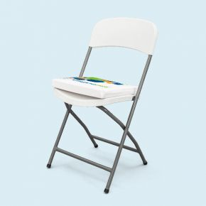 Coussin pour chaise pliante