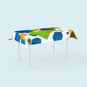 Nappe de table, rectangulaire - nappe personnalisable