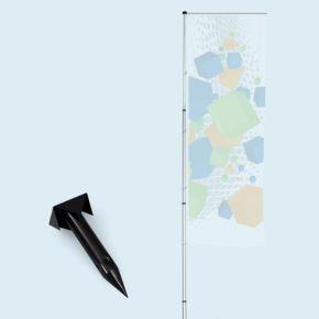 T-Pole® 200 avec manchon d'ancrage