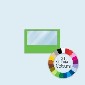 Paroi avec 1 fenêtre panoramique Basic/ Select & Eco 300 x 205 cm