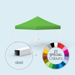 Pavillon pliable Eco - tons directs